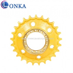 OEM drive sprockets parts for excavators/bulldozers
